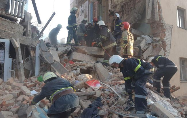 Кількість загиблих в результаті вибуху в Дрогобичі виросла