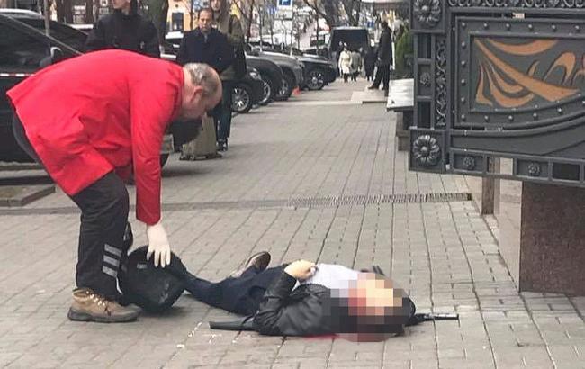 В МВД заявили об украинском гражданстве убийцы Вороненкова