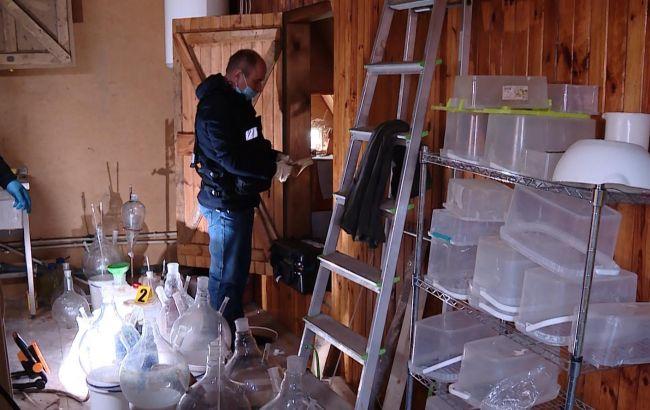 У Києві викрили наркосиндикат з рекордною партією метадону