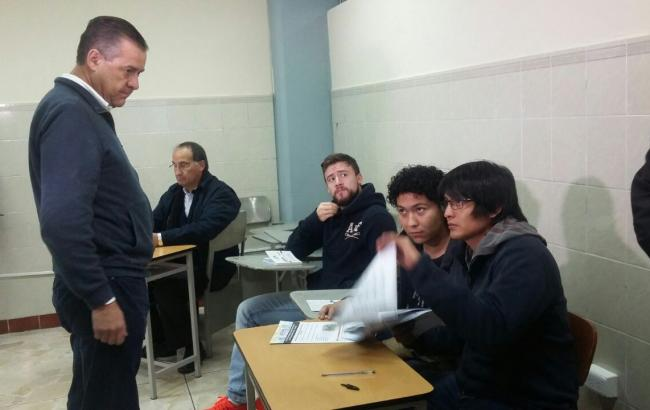 Навыборах вЭквадоре выигрывает Ленин
