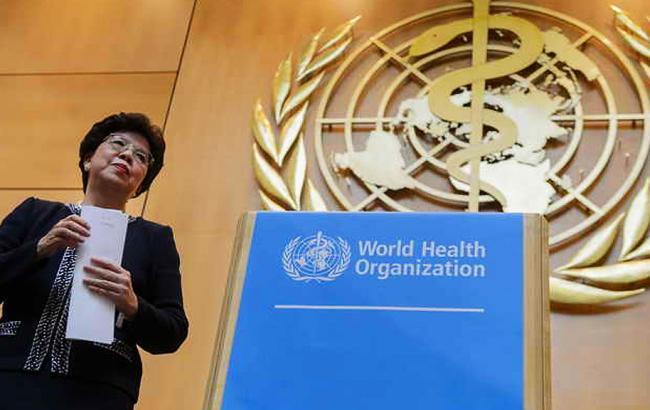 Фото: Всемирная организация здравоохранения