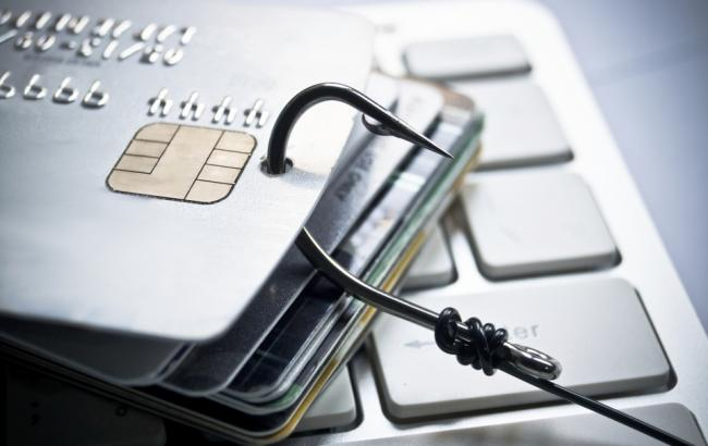 Фото: кибермошенничество с платежными картами