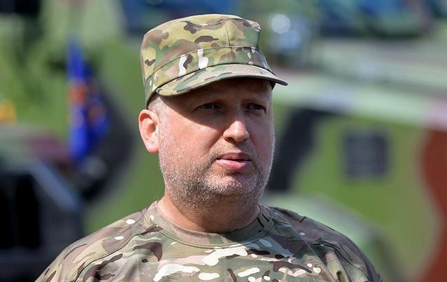 Фото: Александр Турчинов (rnbo.gov.ua)