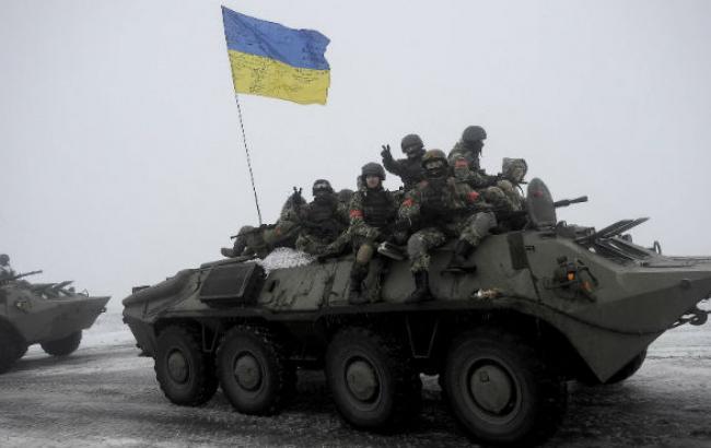 Вступило в силу положение о прекращении огня на Донбассе