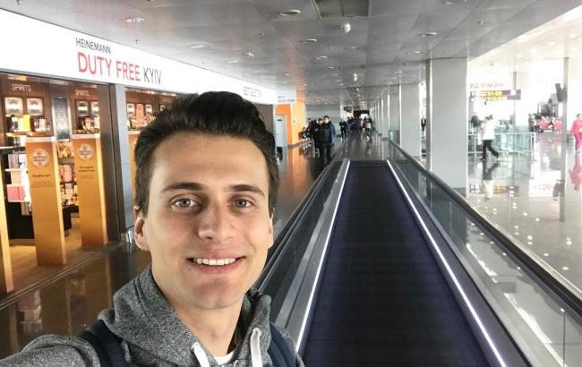 Ведучий Євробачення 2017 Олександр Скічко розповів, як готується до роботи на конкурсі