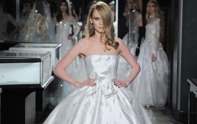 Фото: Весільна сукня за 2 млн (instagram.com/reem_acra)