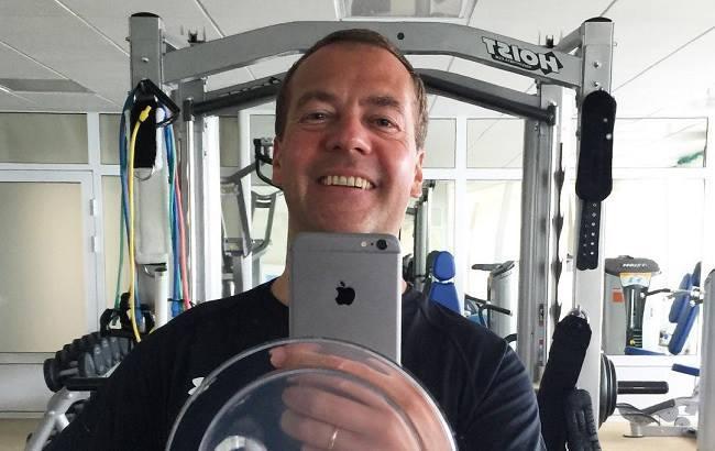 Фото: Дмитрий Медведев (instagram.com/damedvedev)