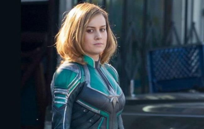 """Продюсер """"Капітана Марвел"""" розповів про особливості майбутнього фільму"""
