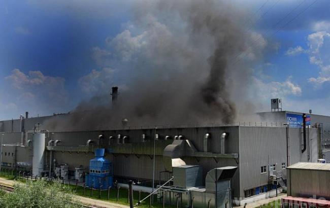 Через пожежу на заводі BMW в Німеччині постраждало кілька людей