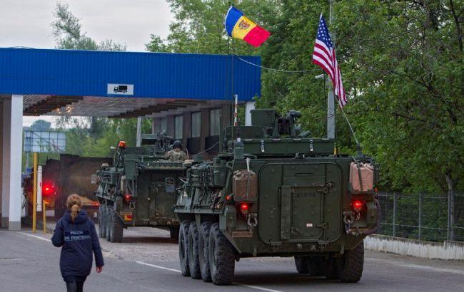 В Молдове стартовали совместные с США военные учения