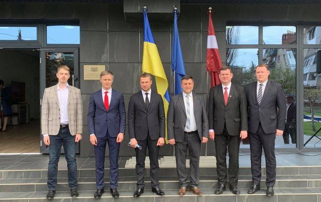 Латвія відкрила почесне консульство у Слов'янську