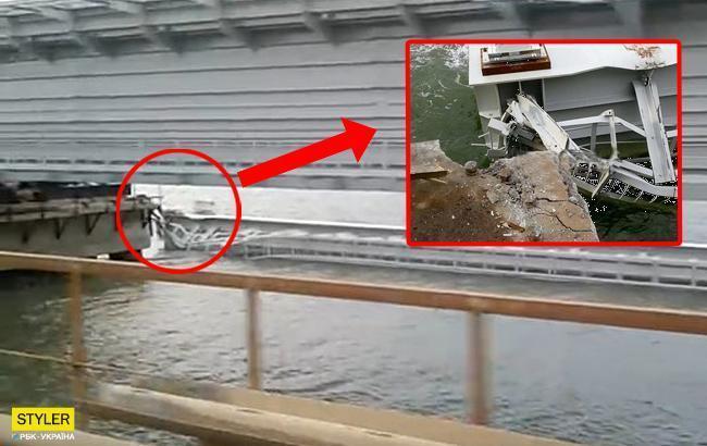 """""""Его обязательно порвет"""": Крымский мост рухнет, раскрыты причины"""