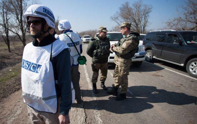 ОБСЕ снова не нашла отведенное вооружение ДНР в местах хранения