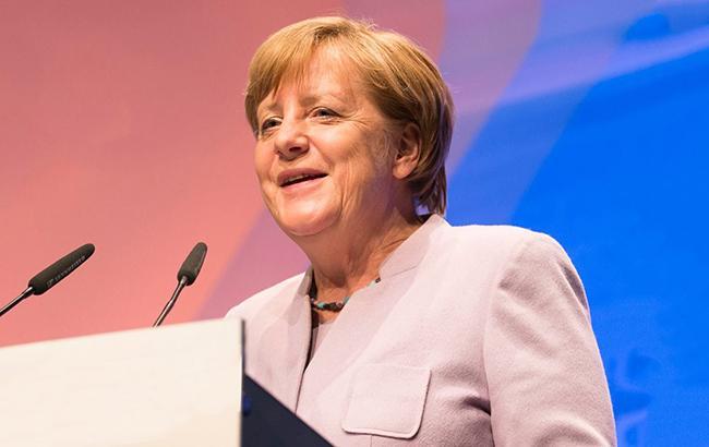 Фото: Ангела Меркель має найбільші шанси перемогти на виборах (NRW-CDU/Sondermann)