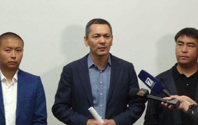 Оппозиционные партии Киргизии объединились и выдвинули кандидата в премьеры
