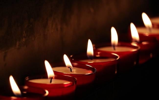 В Ровно провели в последний путь бойца АТО, который героически погиб на Донбассе