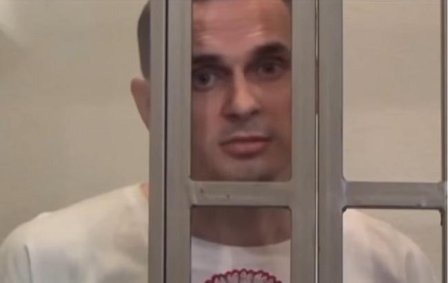 Олег Сенцов написав проникливого листа з місця ув'язнення