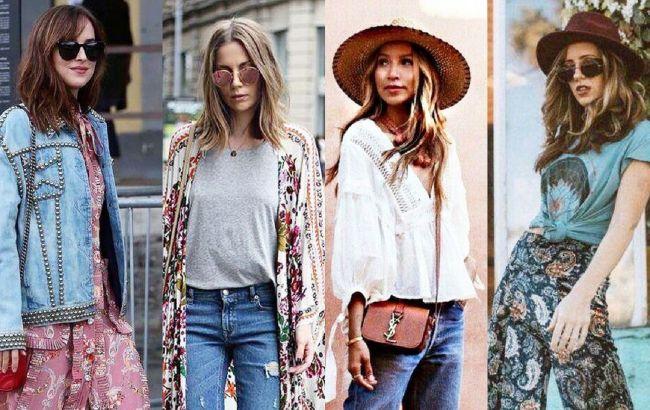 Зручно і оригінально: як одягатися в стилі бохо