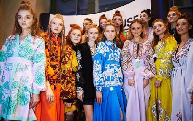 Украинский дизайнер вышиванок представила свои работы на рынке США