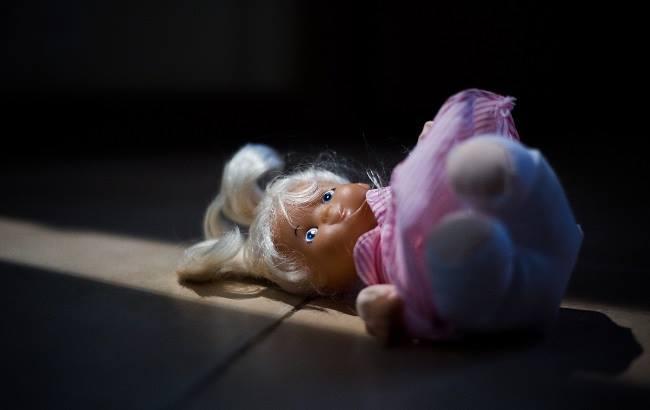 Фото: Мати побила дитину (РБК-Україна)