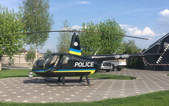 Для охраны порядка вовремя «Евровидения» полиция привлечет вертолет