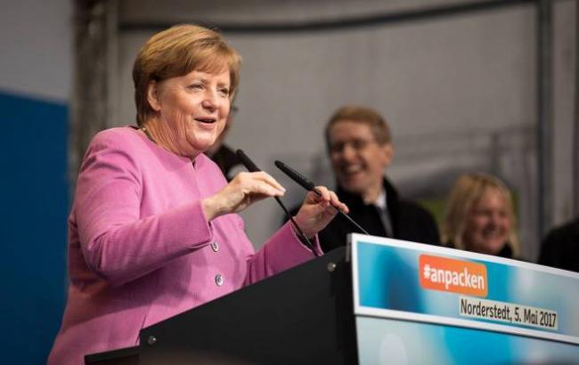 Фото: Ангела Меркель (facebook.com/pg/AngelaMerkel)