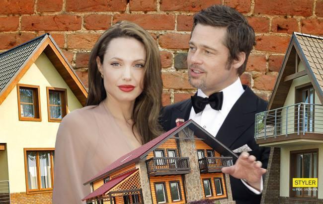 Джолі купила особняк поруч з будинком Пітта