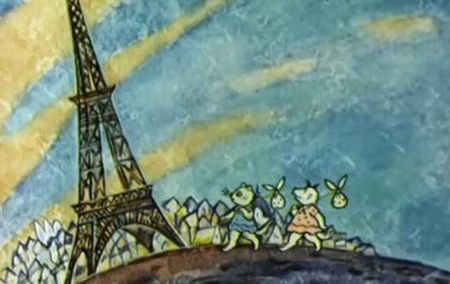 Відомий карикатурист висміяв Ле Пен і Путіна