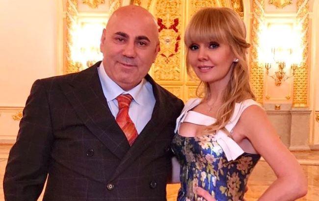 Фото: Йосип Пригожин і Валерія (instagram.com/prigozhin_iosif)