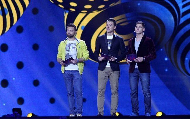Фото: Ведущие Евровидения 2017 (РБК-Украина)