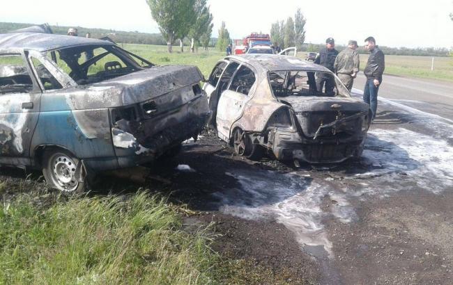 У Донецькій області в ДТП загинули три людини