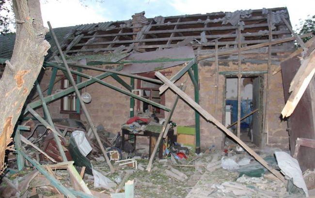 Жебрівський: Бойовики обстріляли приватний сектор Авдіївки, загинуло четверо цивільних
