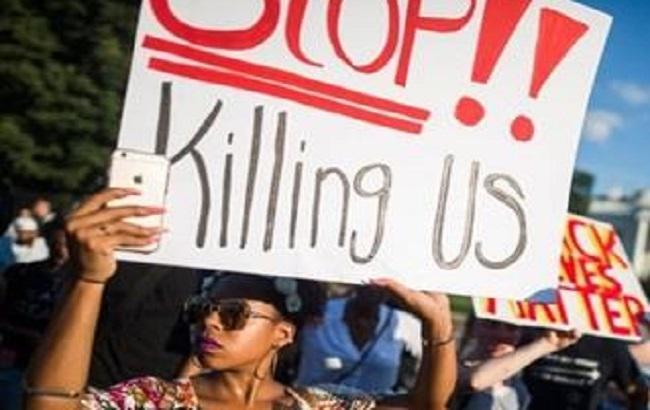 """Фото: у США тривають """"расові"""" протести"""