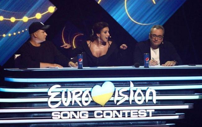 Фото: Жюри Нацотбора Евровидения 2017 (РБК-Украина)