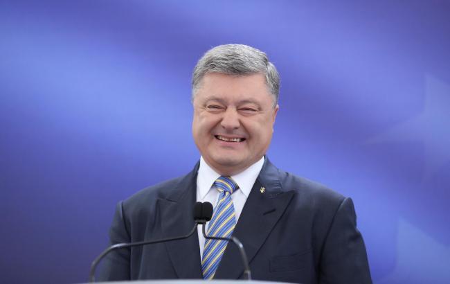 Безвізовий режим - це подолання наслідків Переяславської ради, - Порошенко