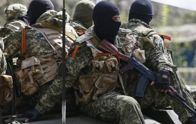 В Луганській обл. 10 сіл вже знаходяться під контролем бойовиків, - Москаль