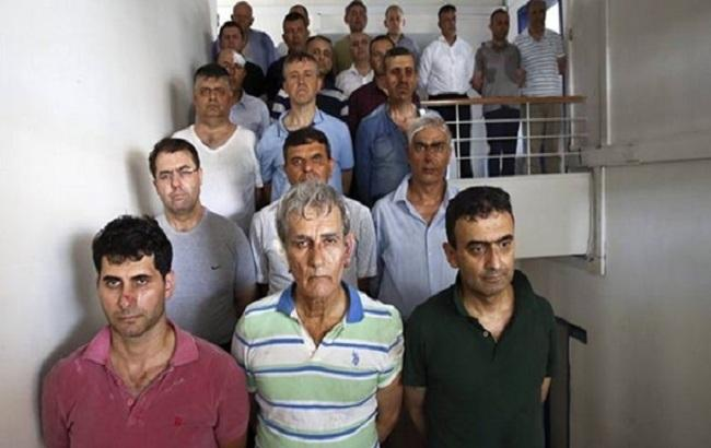 Фото: Зачистки в Туреччині