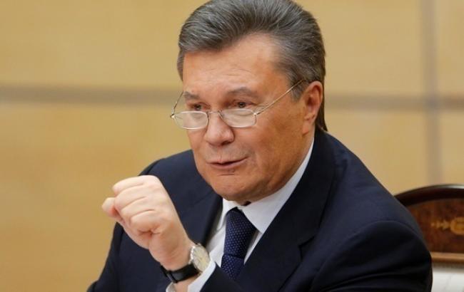 Фото: Виктор Янукович (Trust.UA)