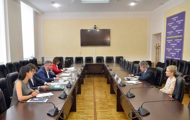 Петренко договорился с директором ЕБРР о создании команды поддержки реформ в Украине