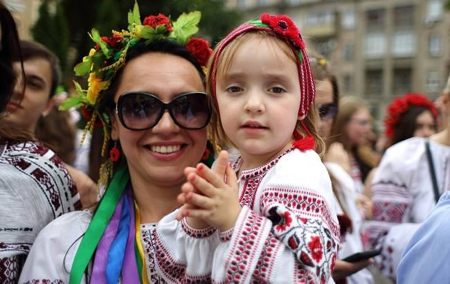 Фото: День вишиванки (РБК-Україна)