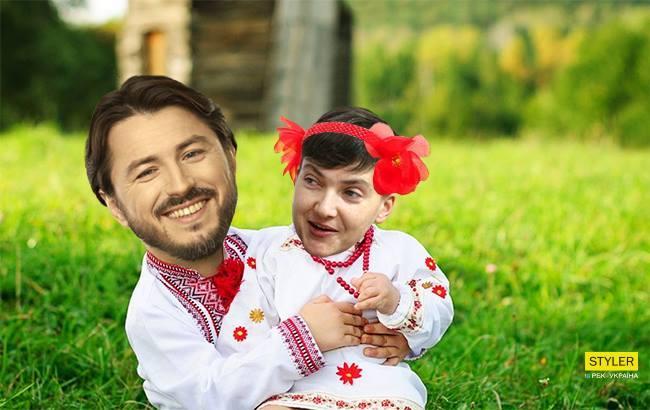 День вышиванки (Коллаж РБК-Украина)