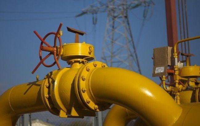 Фото: обнаружена утечка газа на ГТС