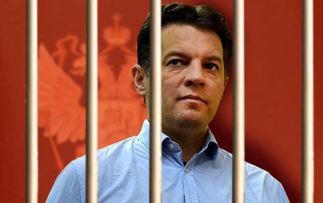 Роману Сущенко продлили арест (Коллаж РБК-Украина)