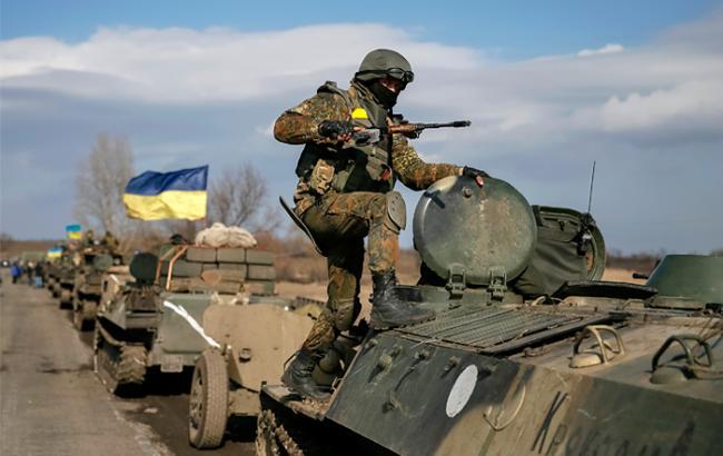 Сили АТО відвели артилерію менше 100 мм на артемівському напрямку