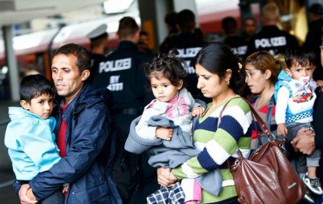 Германия приняла больше всего беженцев в рамках соглашения Турции с ЕС