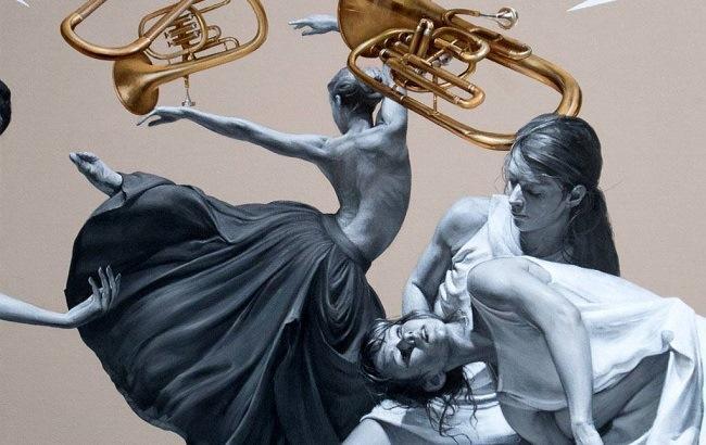 Фото: Художник Юрій Коваль представить танцюючі картини в Києві