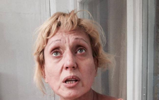 Переселенка з Донецька з усіх сил намагається вижити, піклуючись про хворого сина і матір