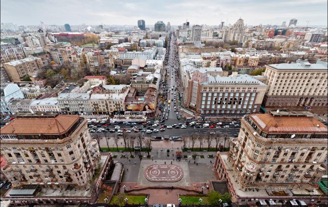 В Киеве жильцы утеплили квартиру и испортили историческое здание