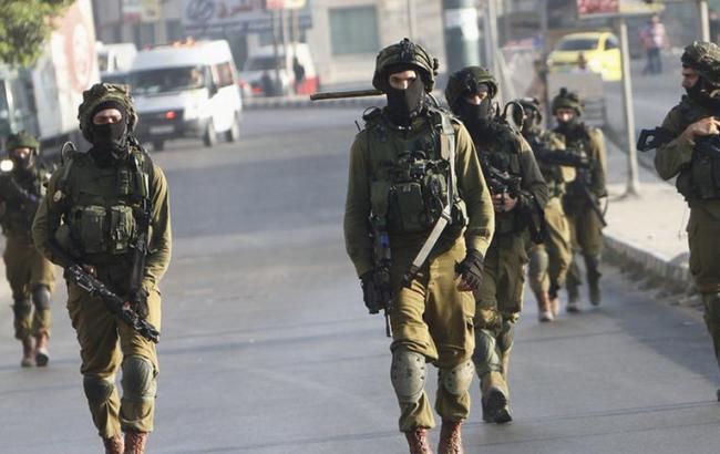 Фото: ізраїльські військові