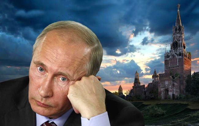 """Журналіст повідомив, що Путін придушить """"бунт росіян"""" військовими методами"""